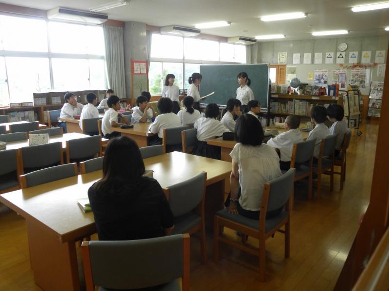 大東中学校からのお知らせ 雲南市立大東中学校