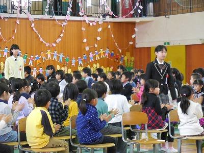 雲南市立木次小学校